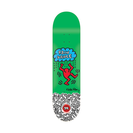 Johnson Haring Deck