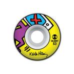 Crockett Haring Wheels