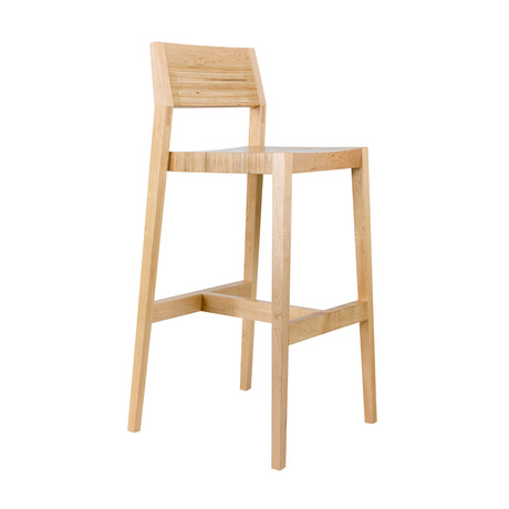 Bar Stool // Maple & Baltic Birch