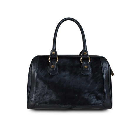 Angelica Satchel // Black
