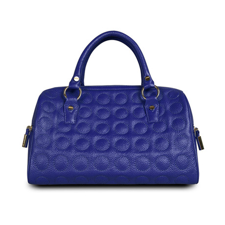 Soft Bubble Speedy Satchel // Electric Purple