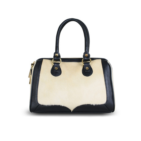 Angelica Satchel // Black & White