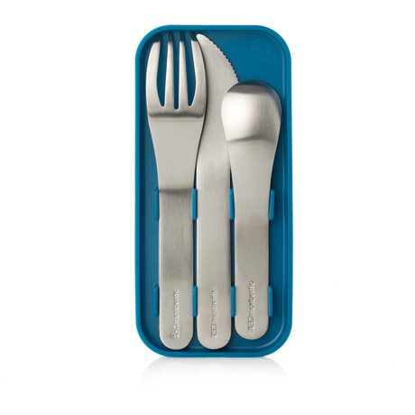 Cutlery Set // Blue
