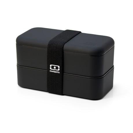 Bento Box // Black
