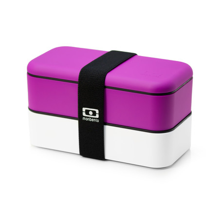 Bento Box // Fuchsia + White