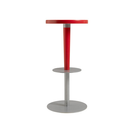 Perch Bar Stool // Red Maple