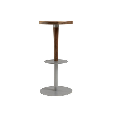 Perch Bar Stool // Walnut