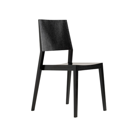 Dining Chair  // Ebony Maple