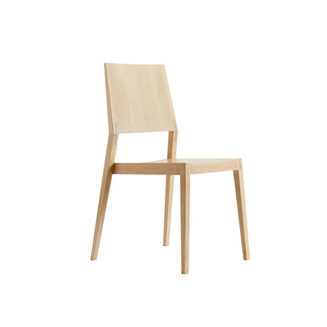 Dining Chair  // White Oak