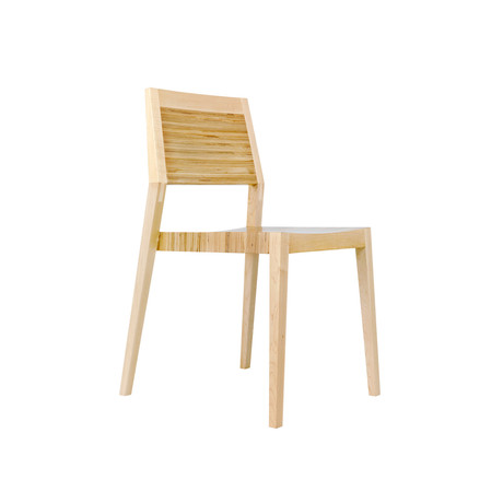 Dining Chair // Maple & Baltic Birch