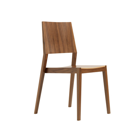 Dining Chair  // Walnut