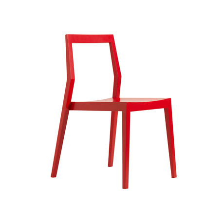 Dining Chair // Red Maple