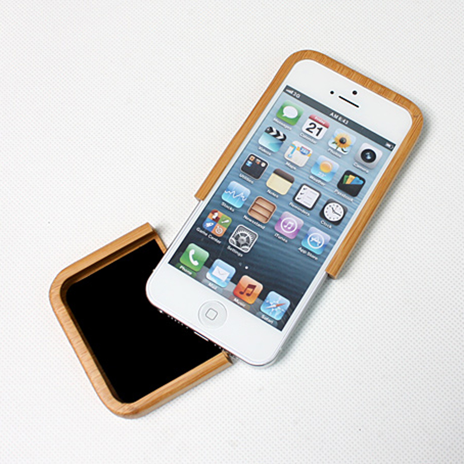 iphone 5 on sale iphone 5 5s bamboo geekcook touch of modern 2170