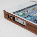 iPhone 5 Case // Walnut