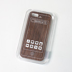 iPhone 5 Case // Walnut