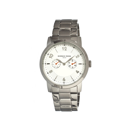 Vintage II Men's Watch // White