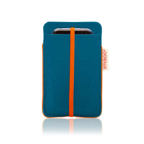 iPhone 5 Sleeve // Blue