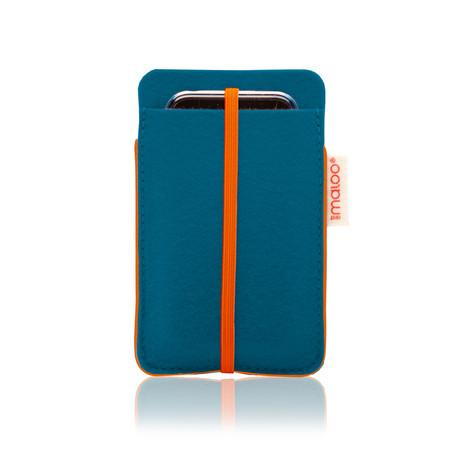 iPhone 5 Sleeve // Blue