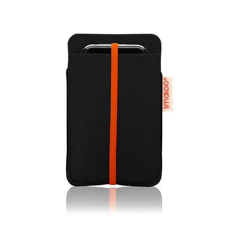 iPhone 5 Sleeve // Black