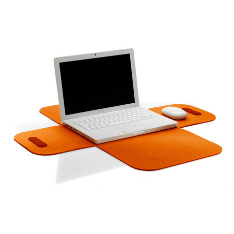 "Macbook Pro 15"" Sleeve // Orange"