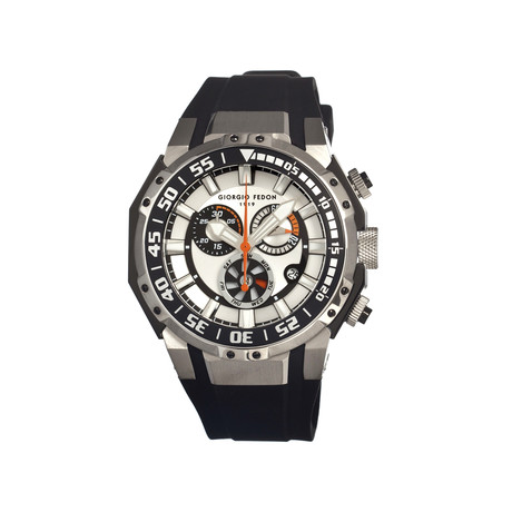 Giorgio Fedon 1919 Deep Sea Timer Mens Watch // GIOGFAL001