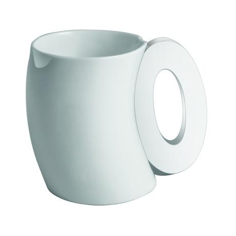 Coffee Mug // Curved Body