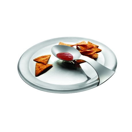 Chip N' Dip // Circle with Spoon