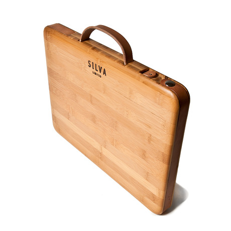 "Bamboo MacBook 13"" Air Case"