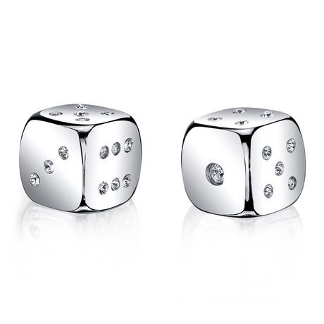 Axwell USA Lucky Dice // Silver