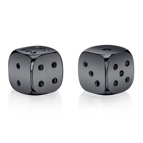Axwell USA Lucky Dice // Gunmetal