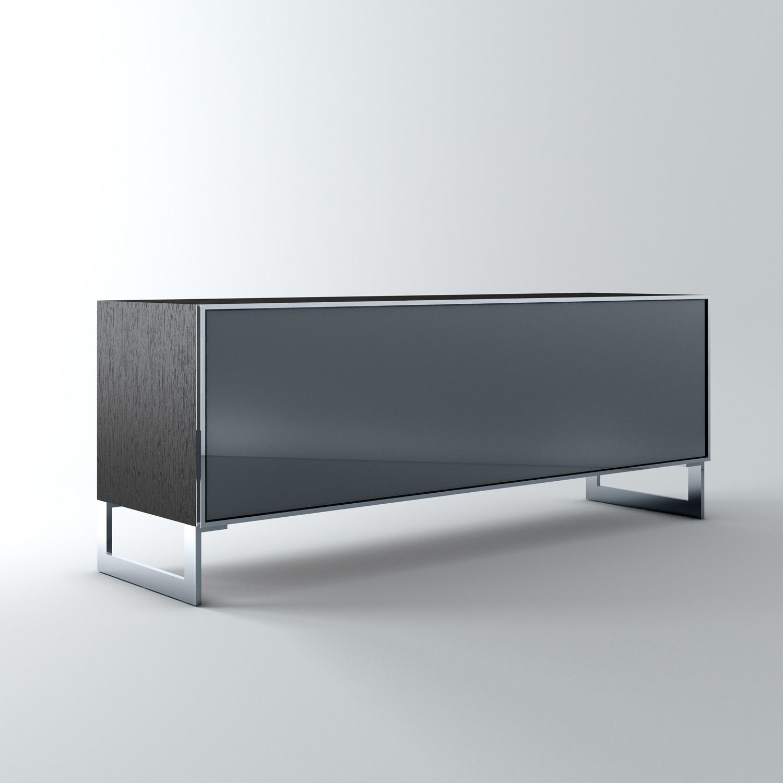 Wooster sideboard wenge modloft dining touch of modern - Sideboard wenge ...