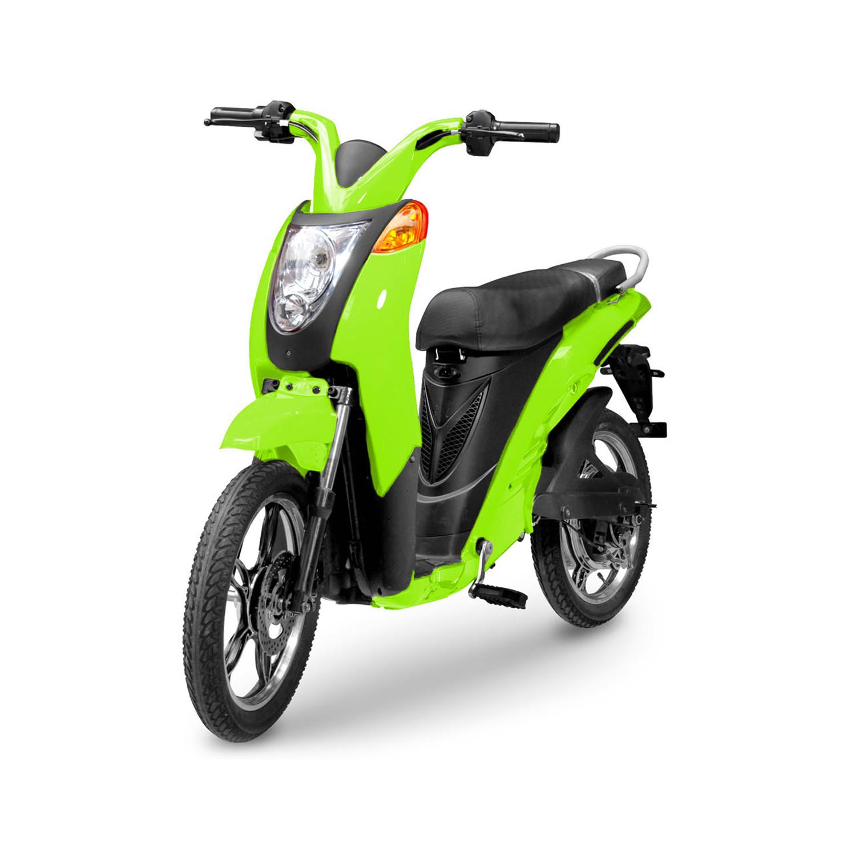 Jetson Electric Bike Lime Green