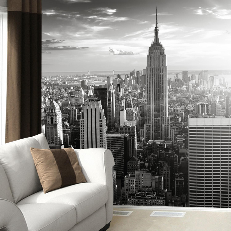 New York Skyline Wallpaper: Mantiburi Wallpaper