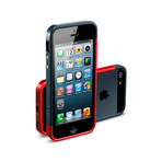 Linear iPhone 5 Case // Red