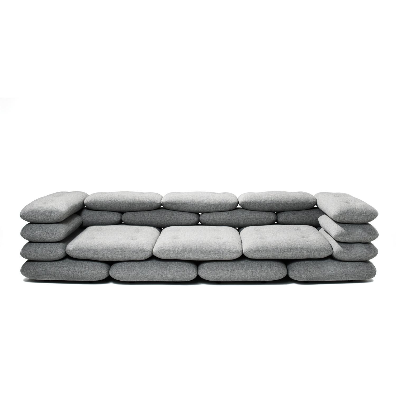 Brick Sofa 3 Seater