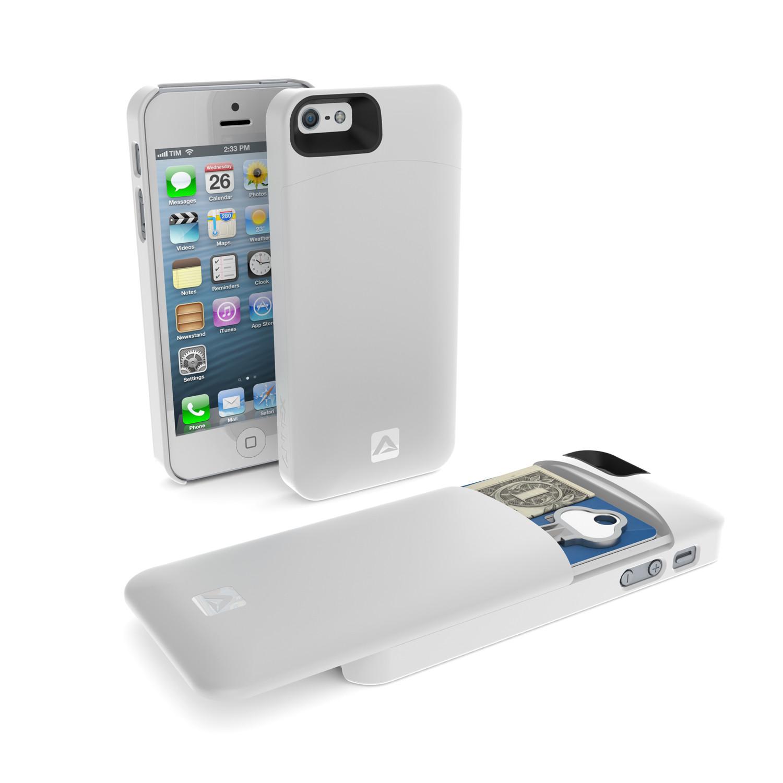 Holda IPhone 5/5S Case // White (iPhone 5/5S)