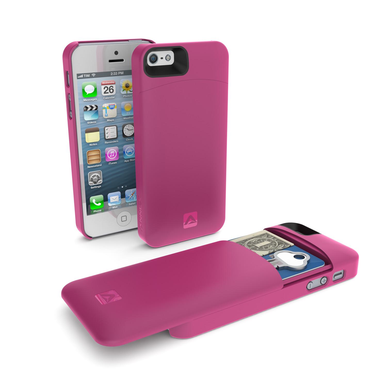 Holda IPhone Case // Pink (iPhone 5/5S)