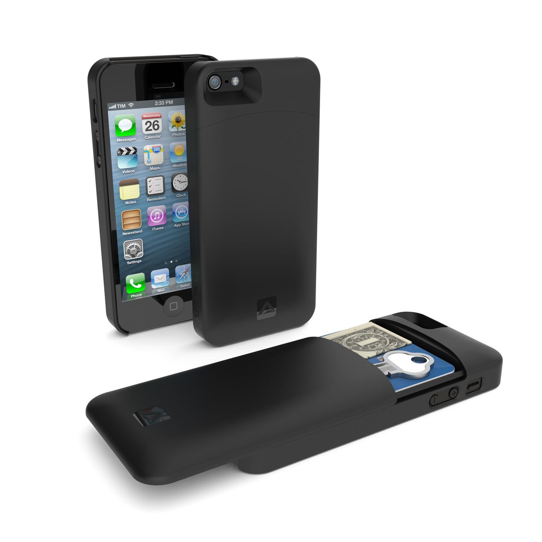 Holda IPhone 5/5S Case // Black (iPhone 5/5S)