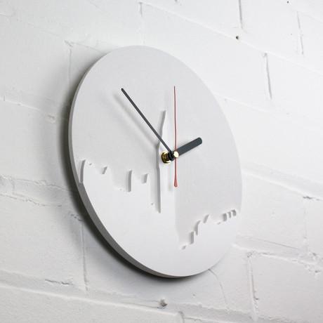 Jollysmith design playful wall clocks touch of modern for Touch of modern clock