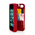 iPhone Case // Red (iPhone 5/5S)