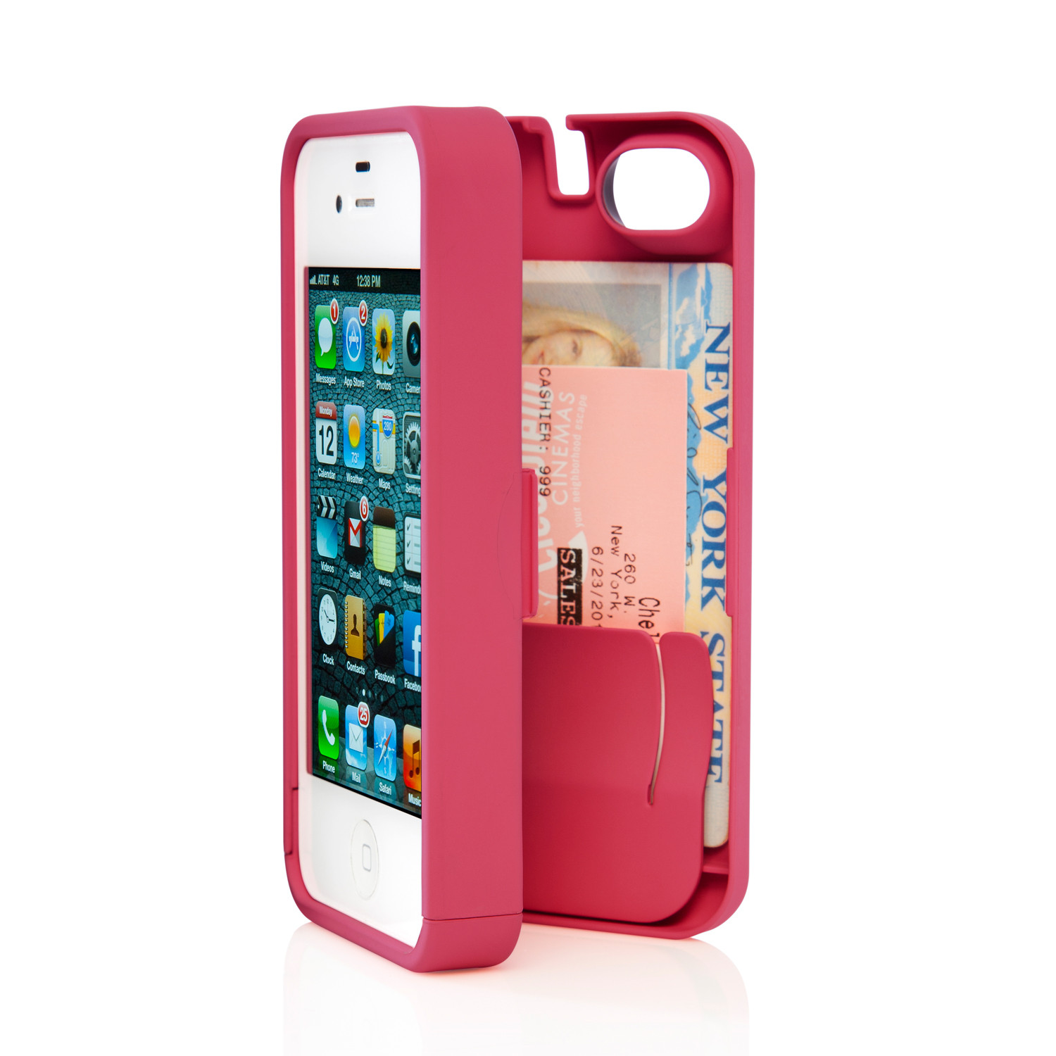 Iphone case pink iphone 5 eyn touch of modern for My secret case srl