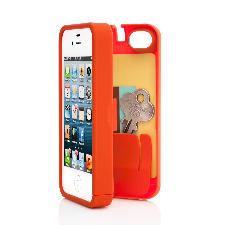 iphone case orange iphone 5 eyn touch of modern. Black Bedroom Furniture Sets. Home Design Ideas