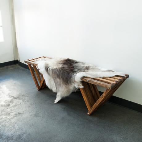 Finnish Reindeer Hide