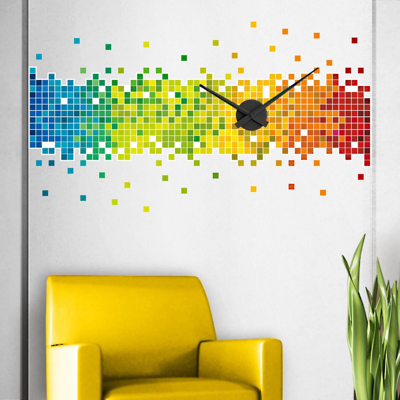 Pixel Rainbow (Large: 78\