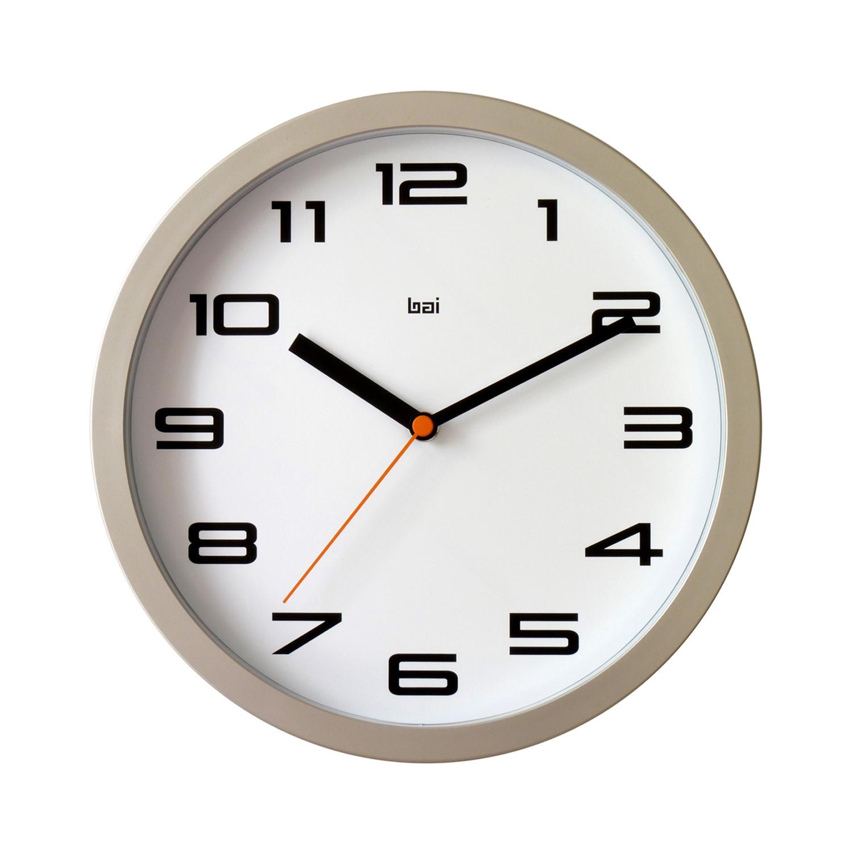 Bai 10 velocity wall clock thomas bai designs touch for Touch of modern clock