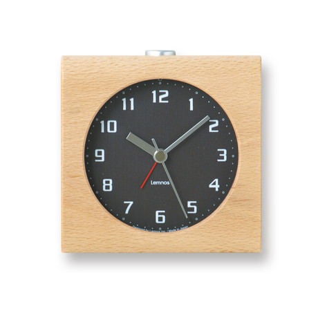 Lemnos collectible clocks touch of modern for Touch of modern clock
