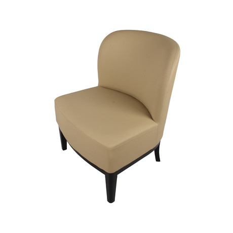 Lexington Chair // Eco Leather (Beige)