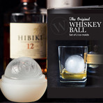 The Original Whiskey Ball // Set of 2