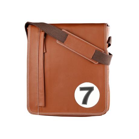 7 Ball Bag // Brown (Small)