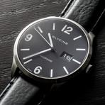 Incursore Automatic Big Date Dial Watch // Black